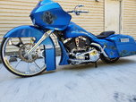 2008 harley Davidson roadglide custom big wheel bagger  for sale $26,500