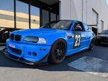 BMW E46 M3 Race Car. ST3 NASA Ready.