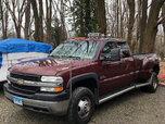 2002 Chevy 3500 Duramax RWD  for sale $17,000