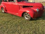 1940 Chopped Top Chevy Sedan