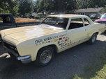 1966 Chevrolet Biscayne  for sale $6,500