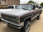 1984 Chevrolet K10 Suburban  for sale $10,000