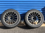 BRAND NEW Forged Finspeed F15 Wheels with Hoosier R7s  for sale $4,975