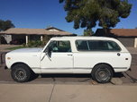 1980 International Scout II  for sale $7,500