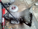 1968-72 TH 400 Short Tail - BUILT - GOOD  for sale $400