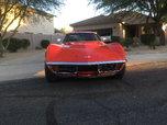 1972 Chevrolet Corvette  for sale $34,900