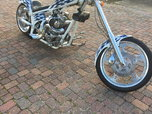 2004 American iron horse Texas chopper  for sale $11,500