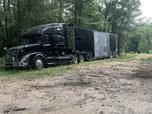 Featherlight nascar truck trailer