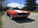 1969 Chevrolet Camaro  for sale $55,900