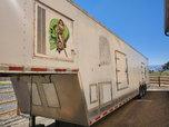 44' racecar trailer  for sale $12,000