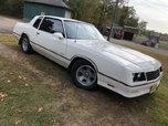 1986 Chevrolet Monte Carlo  for sale $15,000