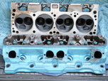 Mopar W2 Small Block Race Heads and Valves - Used  for sale $1,200