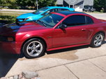 2003 Ford Mustang  for sale $8,000