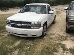 2002 turbo Silverado 85mm.  Street truck