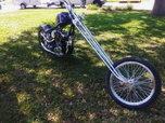 "1969 Harley ""Old School"" Chopper  for sale $24,995"