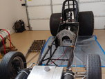 Funny Car Roller Chassis  for sale $9,500