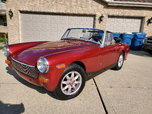 72 MG MIDGET  for sale $6,500