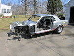 1968 Mustang Drag Car Chassis  Crashed  for sale $800