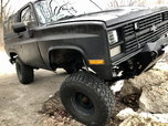 '85 K5 Blazer 4x4 aka '86 M1009 CUCV  for sale $9,500