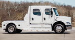FREIGHTLINER SPORTCHASSIS BIG BLOCK 450HP HAULER - 6K MILES  for sale $137,500