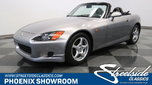 2003 Honda S2000  for sale $26,995