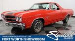 1970 Chevrolet El Camino  for sale $36,995