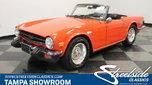 1976 Triumph TR6  for sale $23,995