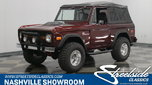 1973 Ford Bronco for Sale $58,995