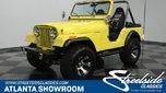 1980 Jeep CJ5  for sale $30,995