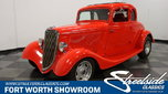 1934 Ford 5 Window  for sale $46,995