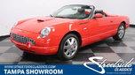 2002 Ford Thunderbird  for sale $29,995