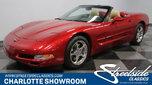 2002 Chevrolet Corvette Convertible for Sale $31,995