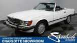 1988 Mercedes-Benz 560SL  for sale $21,995