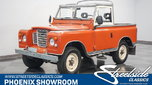 1972 Land Rover  for sale $24,995