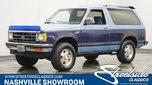 1987 Chevrolet Blazer for Sale $14,995