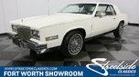 1985 Cadillac Eldorado Commemorative Edition  for sale $18,995