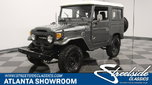 1978 Toyota Land Cruiser  for sale $39,995