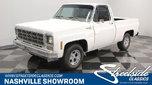1977 Chevrolet C10  for sale $18,995