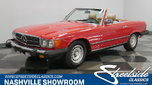 1984 Mercedes-Benz 380SL  for sale $17,995