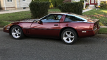 1987 Chevy Corvette 15000 miles original   for sale $13,500