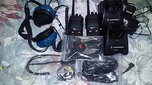 2 motorola sp50 racing radios  for sale $425