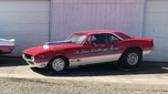 1967 pro Camaro drag car-complete  for sale $49,000