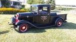 1934 Ford 1/2 Ton Pickup  for sale $23,000