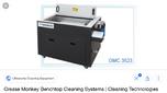 Blackstone-NEY grease monkey ultrasonic cleaner  for sale $4,200