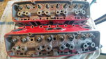 Gm double hump 492 cylinder heads (pair)  for sale $650