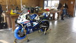 2005 GSXR600 track/race (no sub category for 600cc)  for sale $6,000
