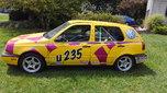1998 VW Golf Race Car  for sale $7,000
