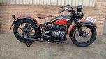 1933 Harley Davidson Flathead  for sale $15,000