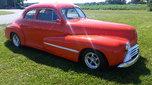 1946 Oldsmobile 2dr Sedan Custom Street Rod  for sale $26,000