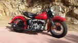 1947 Harley Davidson UL   for sale $13,000